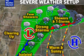 Midwest braces for severe weather