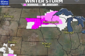 Blizzard, travel warnings in northern...