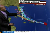 Irene poses threaten to Florida