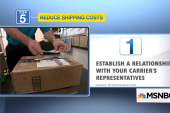 Top Five: 5 ways to cut your shipping costs