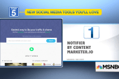 5 new social media tools you'll love