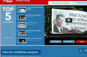 YouTube launches politics channel