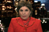 Final thoughts from Gloria Allred