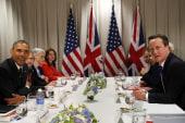 LIVE VIDEO: Obama, Cameron press conference