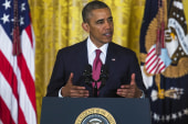 LIVE VIDEO: Obama awards arts, humanities...