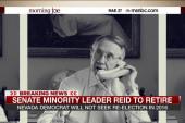 Harry Reid will not seek re-election