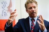 LIVE VIDEO: Rand Paul's Iowa tour