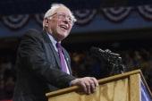 LIVE: Sanders holds New York City rally