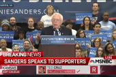 Sanders: Walmart example of 'rigged economy'