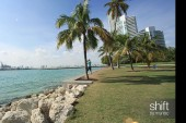 The worrisome rising sea levels of Miami...