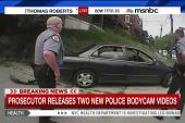New body cam videos of Sam DuBose shooting
