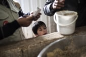 Syria accused of using hunger as war tactic