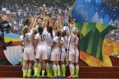 LIVE: U.S. women's soccer NYC parade
