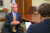 Chris Hayes goes one-on-one with Rahm Emanuel