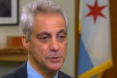 Rahm Emanuel battles Chicago crime