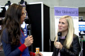Abby goes one-on-one with Ashley Eckstein
