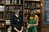 Abby finds out what's brewing at Starbucks
