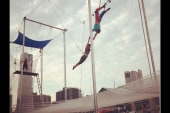 Abby's adventure and the flying trapeze