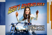 Abby's Adventures and the Way of the Sword