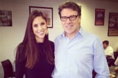 Web extra with Governor Perry
