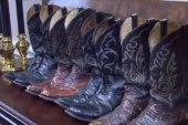The famous Cowboy boots