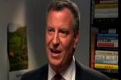 Web Extra with Bill de Blasio