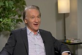One-on-one with Bill Maher