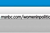 MSNBC Women in Politics