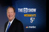 The Ed Show – Weeknights at 5pm ET