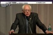 Bernie Sanders emerging as Clinton...