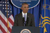 Obama: Ebola now 'an epidemic' in W. Africa