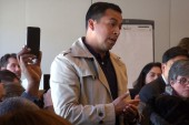 Immigration activist on the 'power of the...