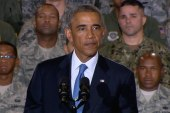 Obama to troops: 'I could not be more proud'