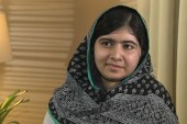 Malala to Nigerian school girls: 'Never...
