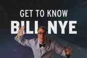 Get to know Bill Nye