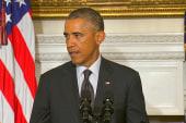 Obama: 'Eric has done a superb job'