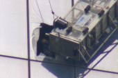 Window washers rescued from 1 WTC