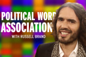 Russell Brand plays Political Word...