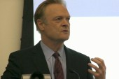 Lawrence O'Donnell speaks to Staten Island...