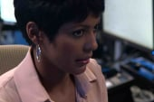 Tamron Hall, exit poll reporter