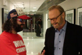Judah Friedlander changes Lawrence's mind
