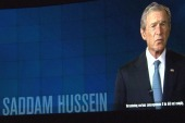 Bush (re)makes his case for war at new...