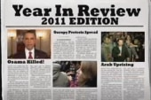 Year in Review: Osama, Occupy, Arab Spring...