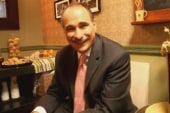 David Axelrod: Refreshing to be out in...