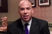 Cory Booker on why Twitter is so crucial...