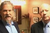 Jeff Bridges: Making movies is fun, but it...