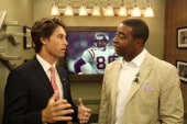 Cris Carter: Being named to Hall of Fame...