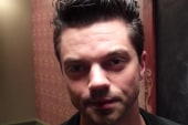 Actor Dominic Cooper on playing Saddam's son