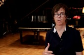 Go inside RCA Studio A with Ben Folds