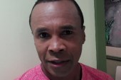 Sugar Ray Leonard: Book helped me become...